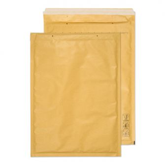Padded Bubble Pocket Peel and Seal Gold C3 430x300