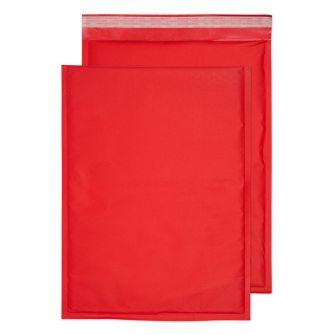 Envolite Padded Pocket Peel and Seal Red 90GM BX50 470x330