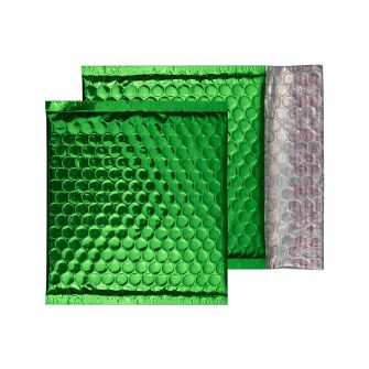 Padded Bubble Wallet Peel and Seal Emerald Green CD 165x165