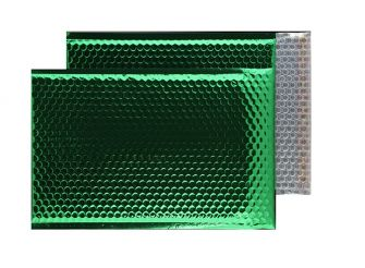 Padded Bubble Pocket Peel and Seal Emerald Green C4 320x240