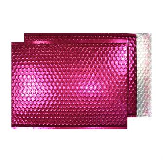 Padded Bubble Pocket Peel and Seal Party Pink C5+ 250x180