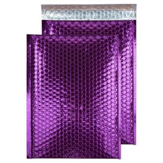 Padded Bubble Pocket Peel and Seal Purple Grape C4 320x240