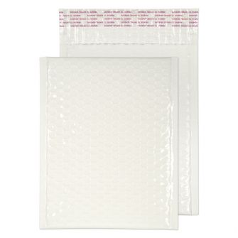 Neon Gloss Padded Pocket Peel and Seal White BX100 250x180