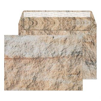 Wallet Peel and Seal Jurassic Limestone C5 162x229 135gsm Envelopes