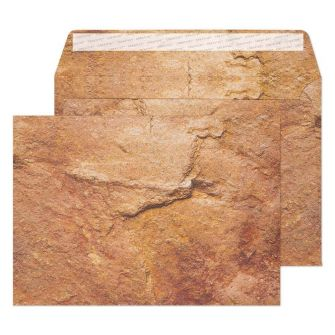 Wallet Peel and Seal Yorkshire Sandstone C5 162x229 135gsm Envelopes