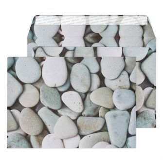 Wallet Peel and Seal Purbeck Pebbles C5 162x229 135gsm Envelopes