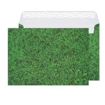 Wallet Peel and Seal Fresh Mown Grass C5 162x229 135gsm Envelopes