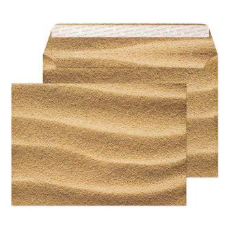 Wallet Peel and Seal Sahara Sand C5 162x229 135gsm Envelopes