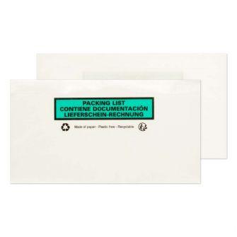Vita DL Paper Documents Enclosed Wallet 228x120mm