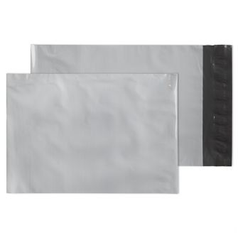 Polypost Polythene Pocket Peel and Seal White C5+ 238x165