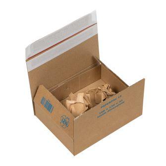 Kraft Ultra Secure Postal Box P/S 160x120x63 BX25