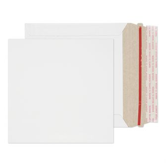 All Board Square Peel and Seal White Board 350GM BX200 164x164