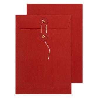 String & Washer Pocket 162x114 160gsm Envelopes
