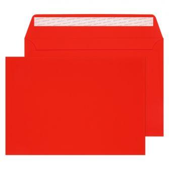 Wallet Peel and Seal Red Velvet C4 229x324 140gsm Envelopes