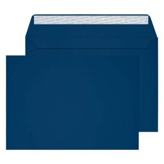 Wallet Peel and Seal Blue Velvet C5 162x229 140gsm Envelopes
