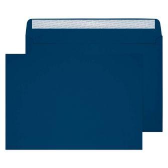 Wallet Peel and Seal Blue Velvet C4 229x324 140gsm Envelopes