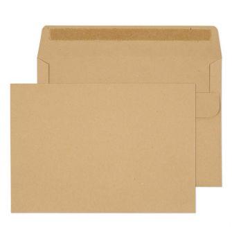 Wallet Self Seal Manilla C6 114x162 80gsm Envelopes
