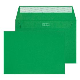 Wallet Peel and Seal Avocado Green C6 114x162 120gsm Envelopes