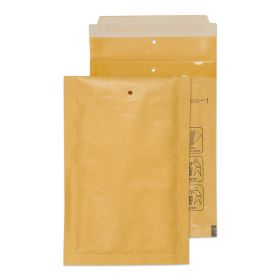Padded Bubble Pocket Peel and Seal Gold C6 165x100