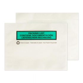 Vita C6 Paper Documents Enclosed Wallet 168x126mm