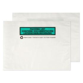 Vita C5 Paper Documents Enclosed Wallet 235x175mm