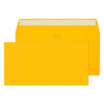 Wallet Peel and Seal Egg Yellow DL+ 114x229 120gsm