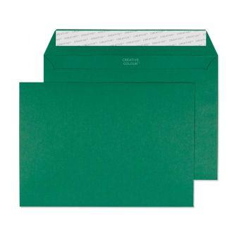 Wallet Peel and Seal British Racing Green C5 162x229 120gsm Envelopes