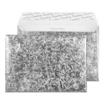 Wallet Peel and Seal Galvanised Steel C5 162x229 140gsm Envelopes
