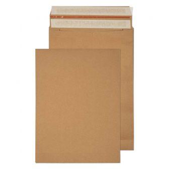 Kraft Mailing Expansion Pkt P/S 430x320x80 130gsm