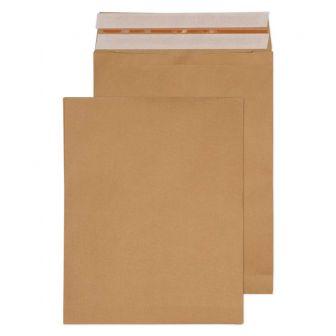 Kraft Mailing Expansion Pkt P/S 480x380x80 130gsm