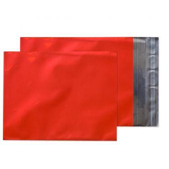 Foil Pocket Peel and Seal Metallic Red C4 324x229 70mic