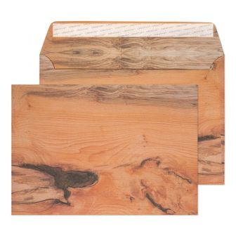 Wallet Peel and Seal Planed Yew C5 162x229 135gsm Envelopes
