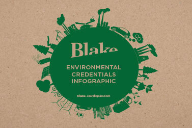 Blake Environmental Credentials Infographic