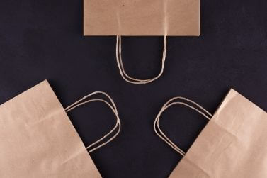 Bags I The Paper Bag!