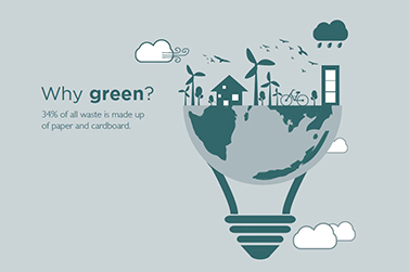 Why Green? Why Recycled?