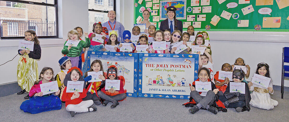 World Book Day 20th Anniversary Celebrations