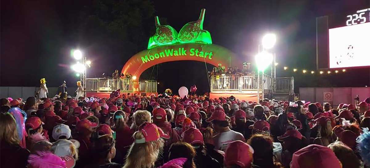 Our Head of Sales takes on the 20th London MoonWalk