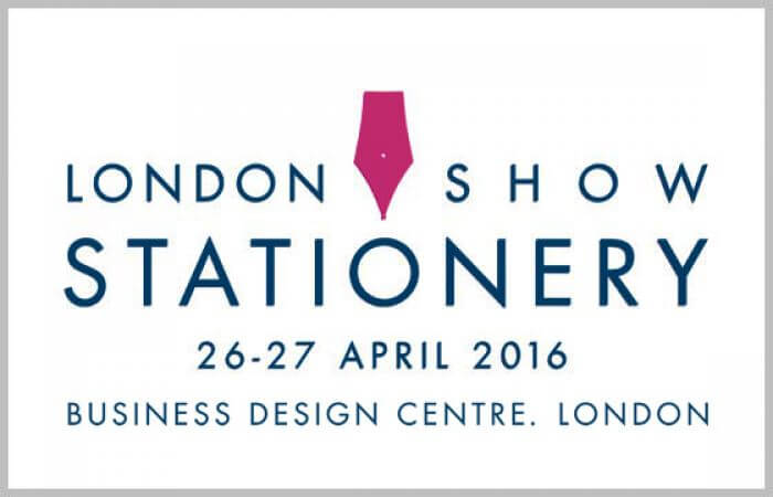 Blake at The London Stationery Show 2016