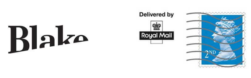 Blake - Now an approved provider of the Royal Mail Stamp Indicia