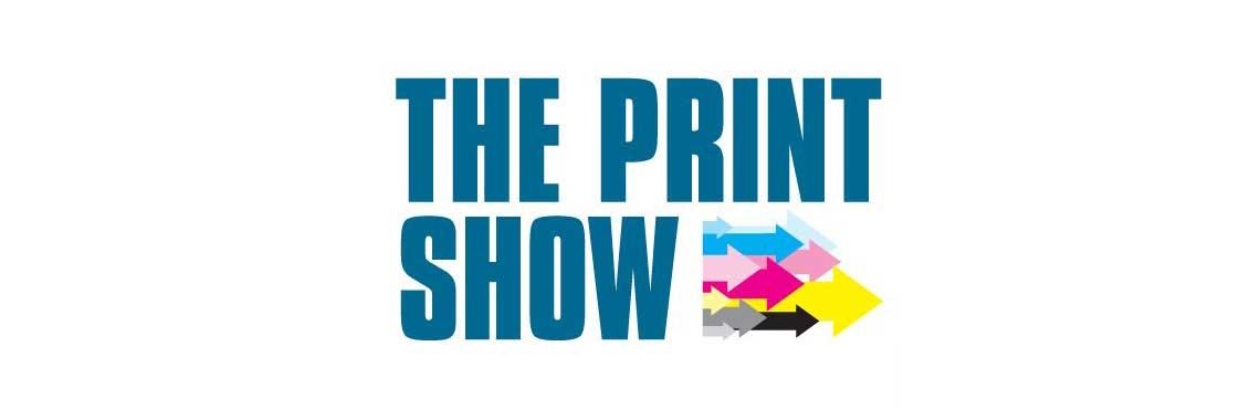 Blake at The Print Show