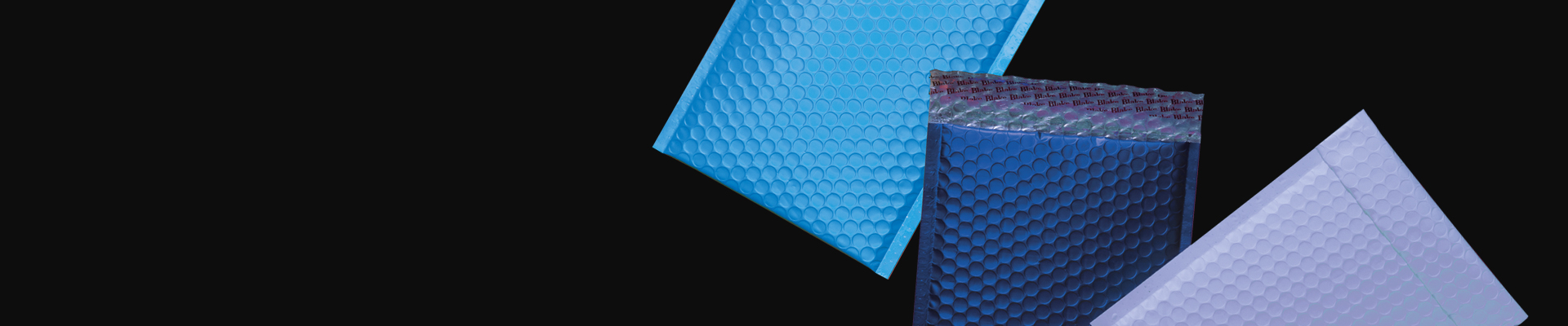 Creative Colour Matt Padded Bubble Envelopes