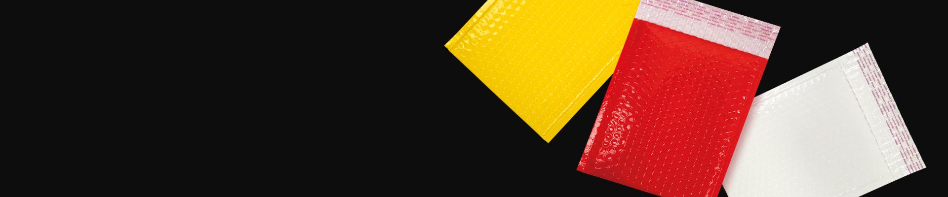 Creative Colour Neon Gloss Padded Bubble Envelopes