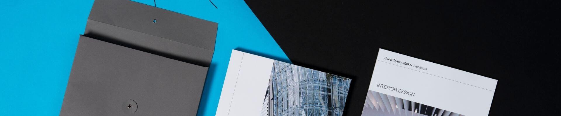 Personalisation - Bespoke - Folders & Cases
