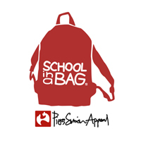 The Piers Simon Appeal School in a Bag