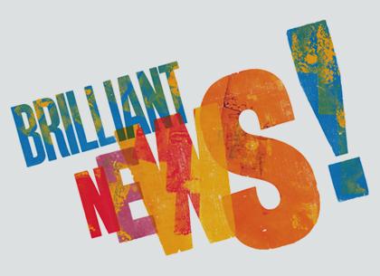 Brilliant News Logo