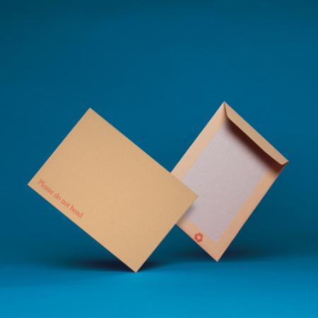 Do Not Bend Envelopes