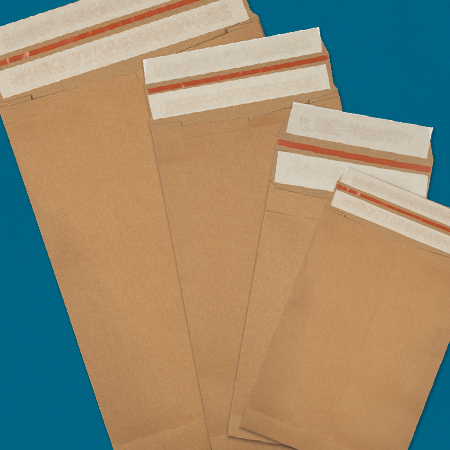 Expandable Mailers