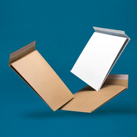Gusset Envelopes