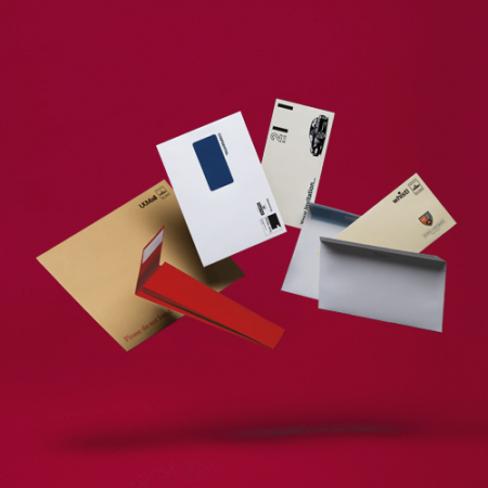 Digitally Printable Envelopes