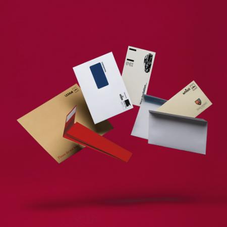 Digitally Printable Envelopes